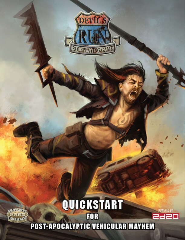 Devil's Run Quickstart