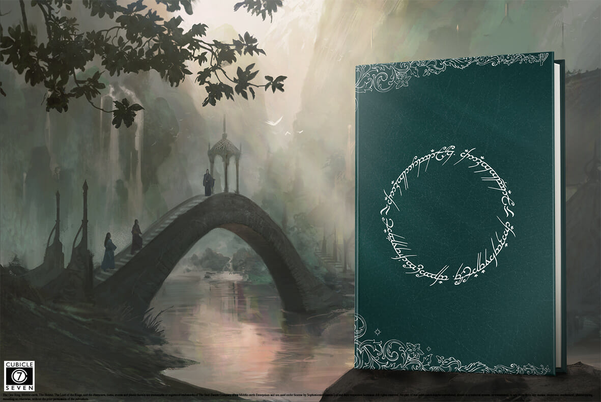 The Lord of the Rings Roleplaying Game Collector's Edition