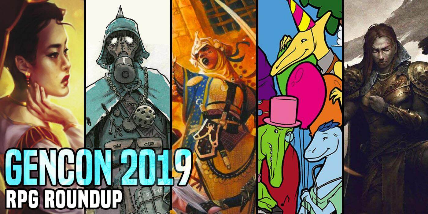 GenCon 2019 roundup