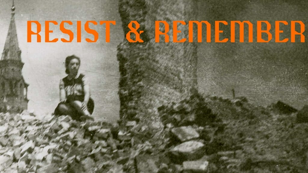 Resist & Remember: Weimar
