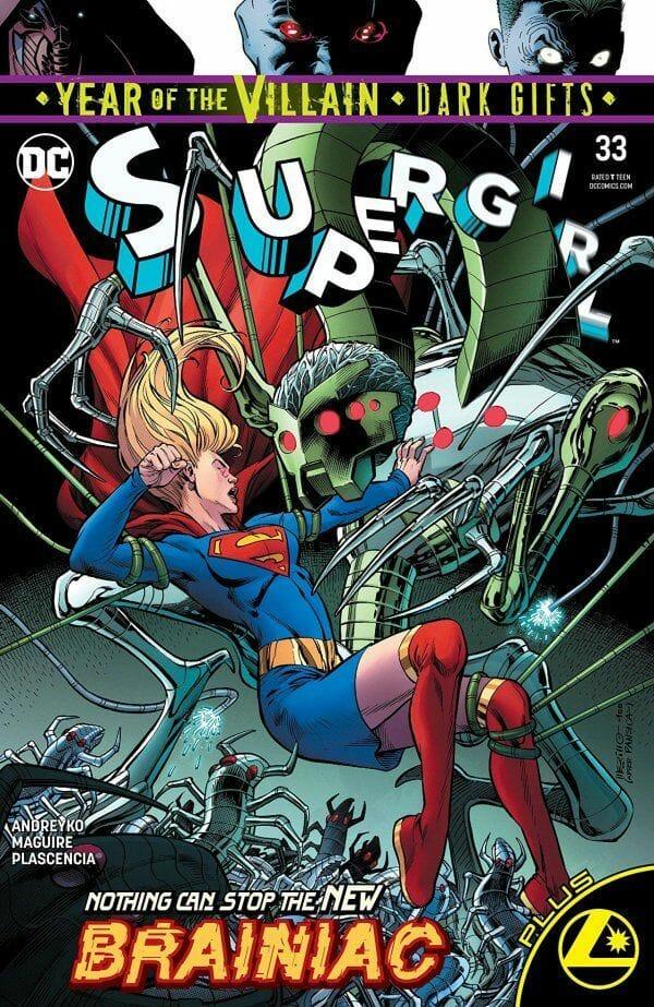 Supergirl 33