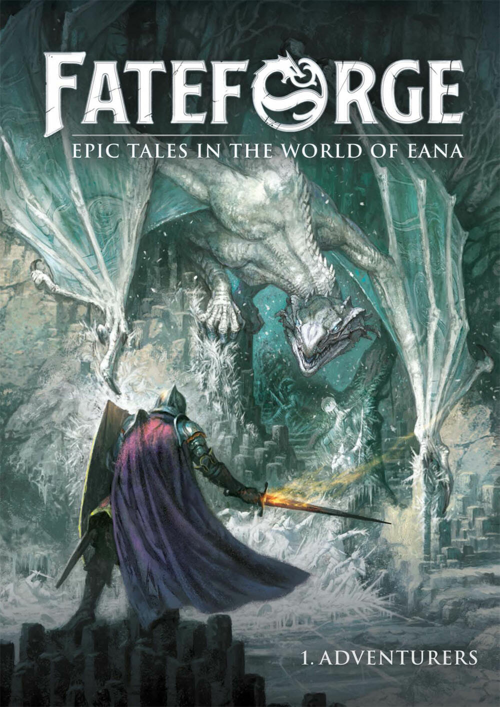 D&D with the gloves off: A review of Fateforge - Adventurers