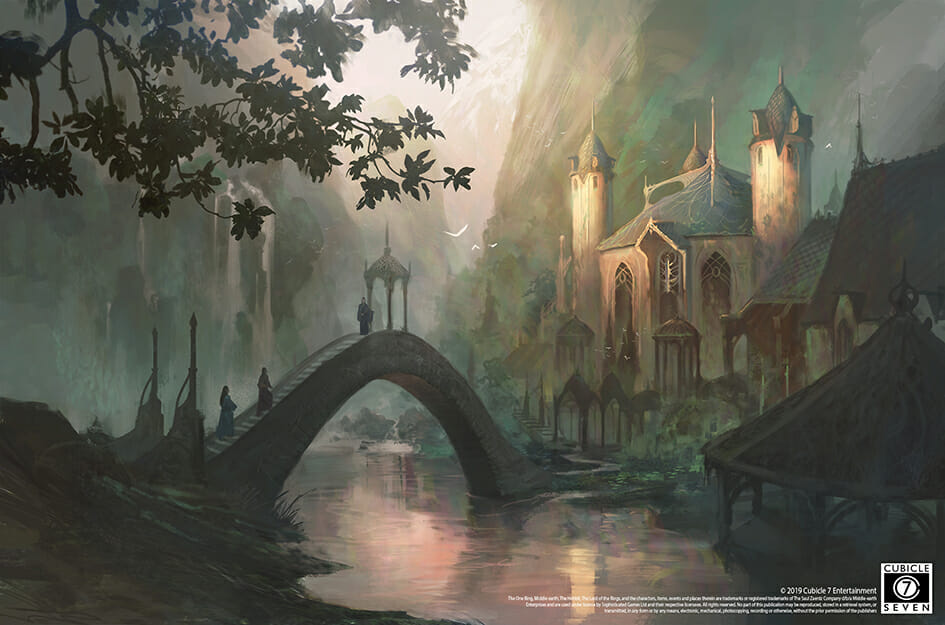 The One RIng 2e Rivendell