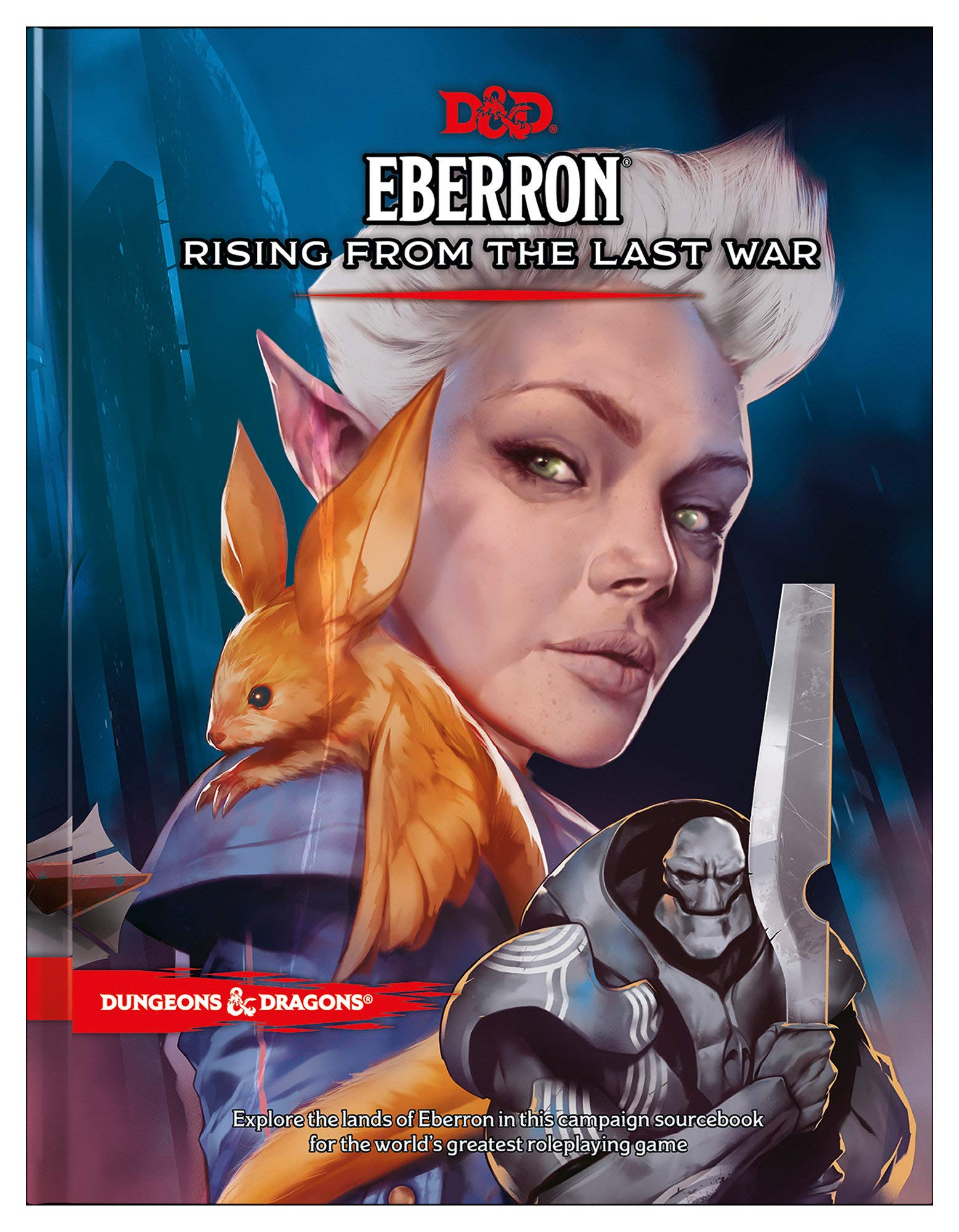 Eberron: Rising from the Last War revealed by Amazon early