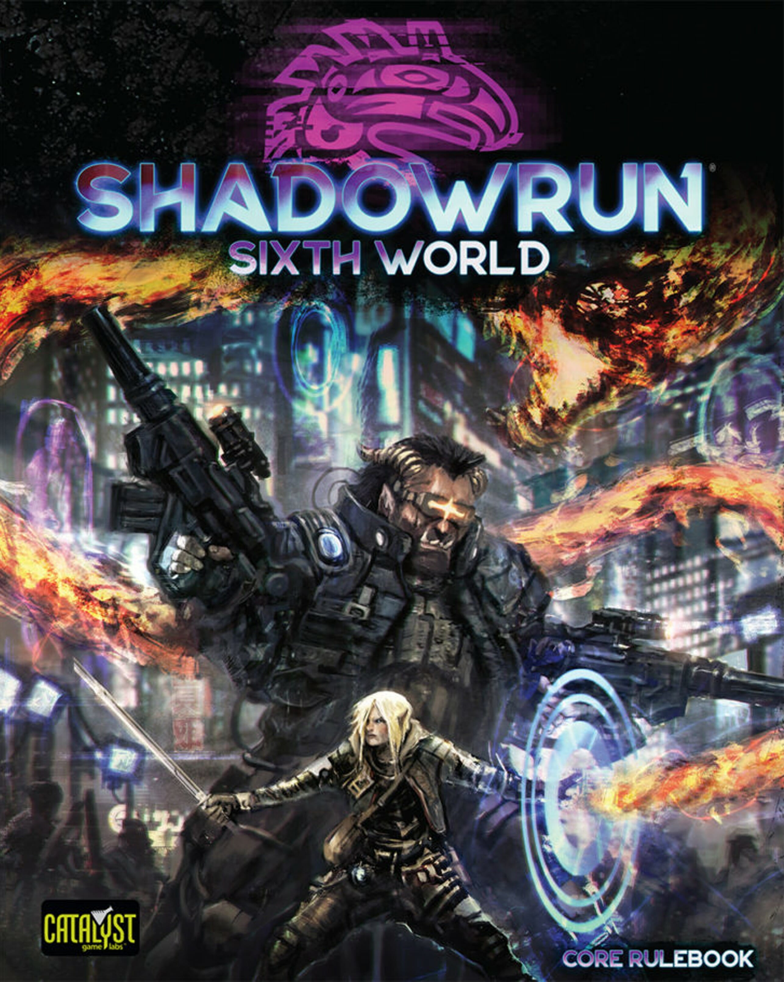 Shadowrun: Sixth World finally takes pre-orders