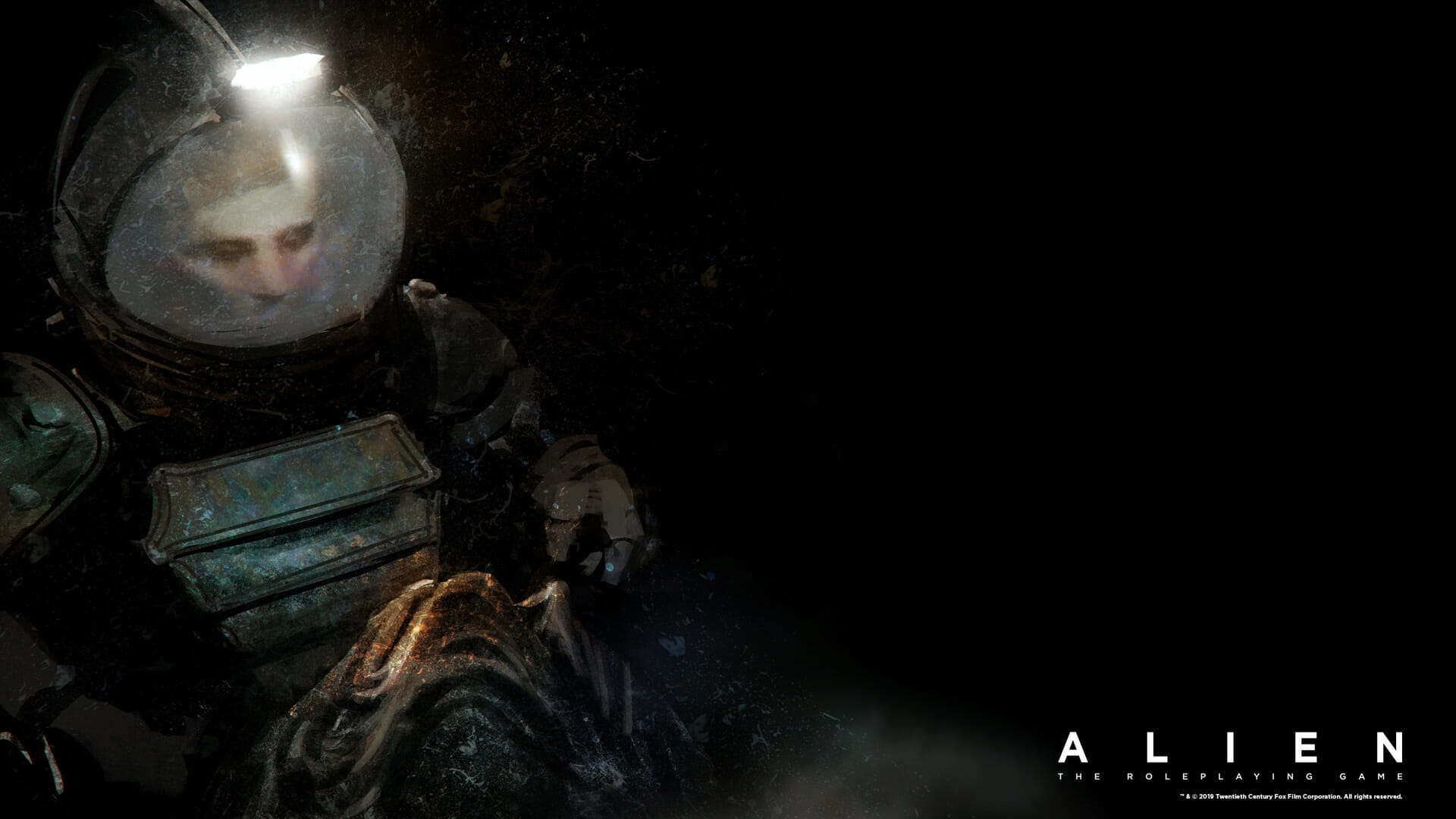 Free to Download: Alien RPG goodies