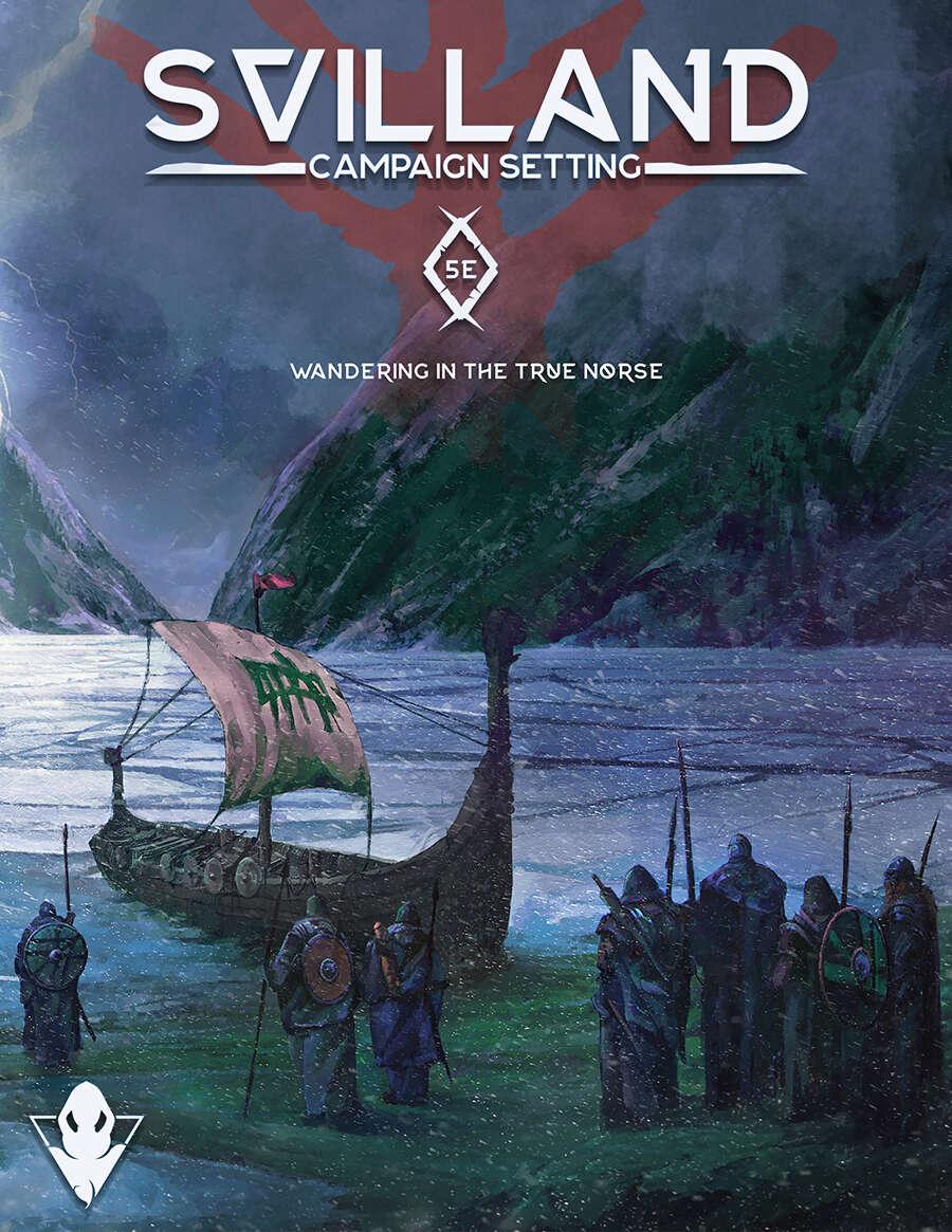 Brutal Viking fantasy: A review of Svilland