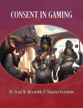 """Monte Cook Games produces a free """"Consent in Gaming"""" RPG Guide"""