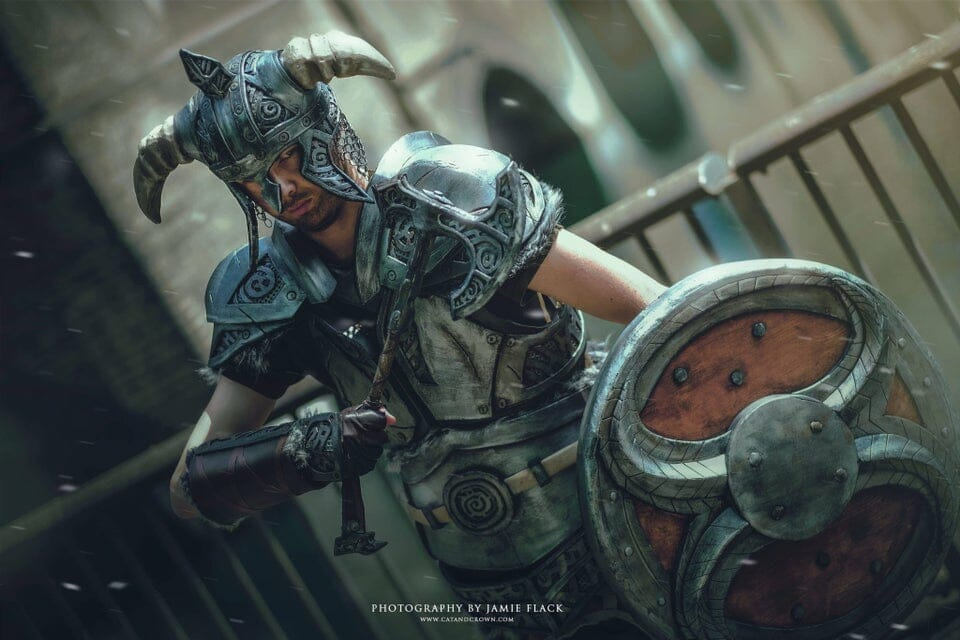 Dragonborn by MattCubedGaming of Splat Cosplay