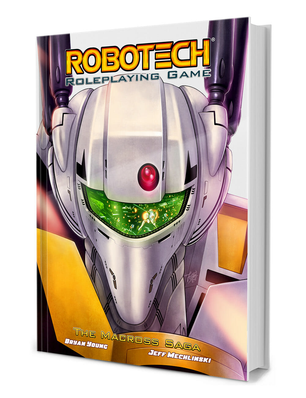 Robotech: The Macross Saga RPG opens for pre-orders