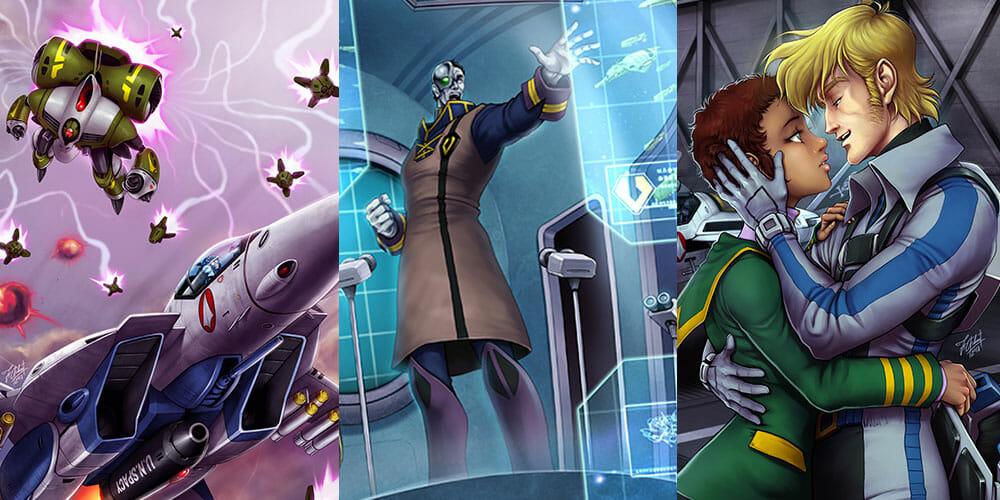 Robotech: Macross Saga RPG
