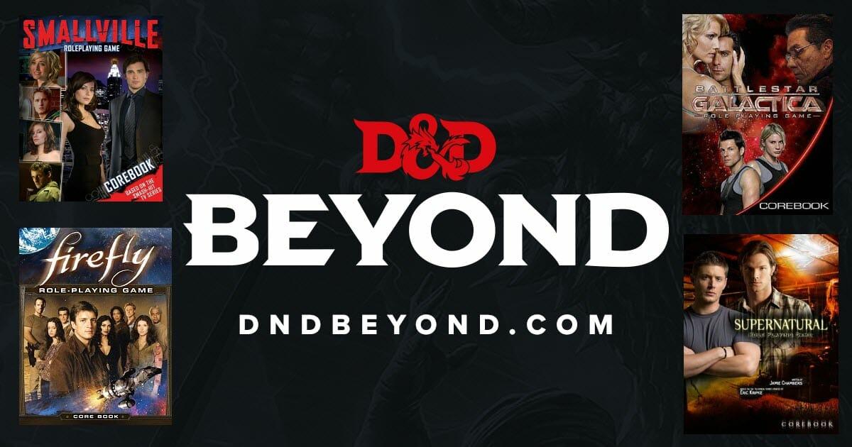 D&D Beyond's parent company buys Cortex