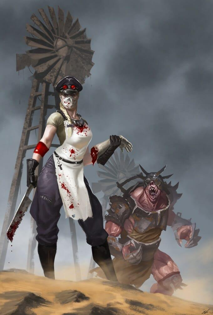 PunkApocalyptic: The RPG
