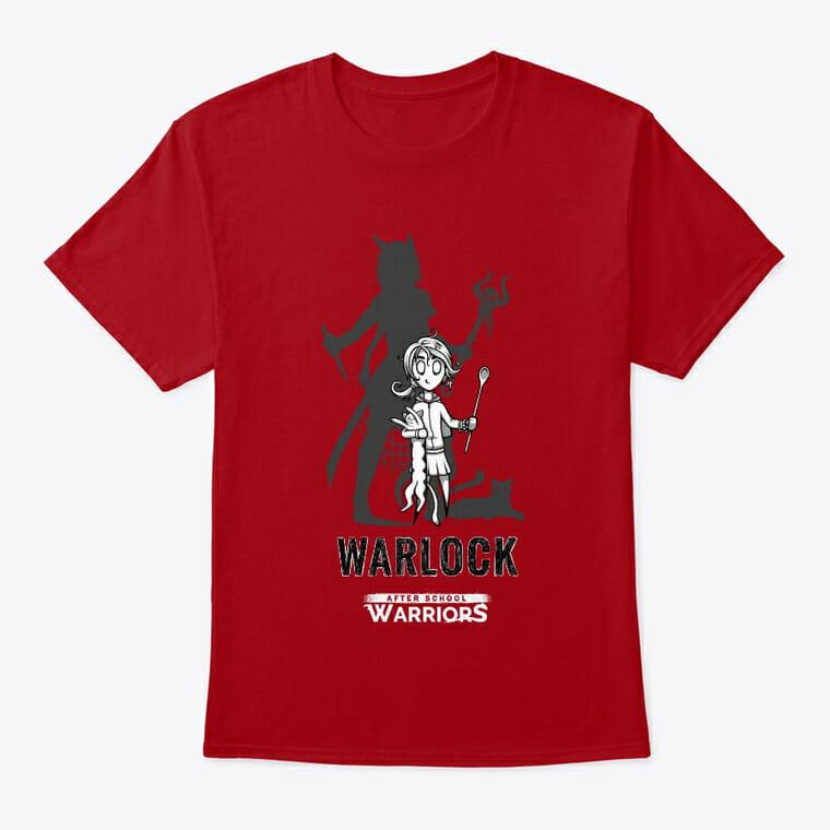After School Warriors - Warlock