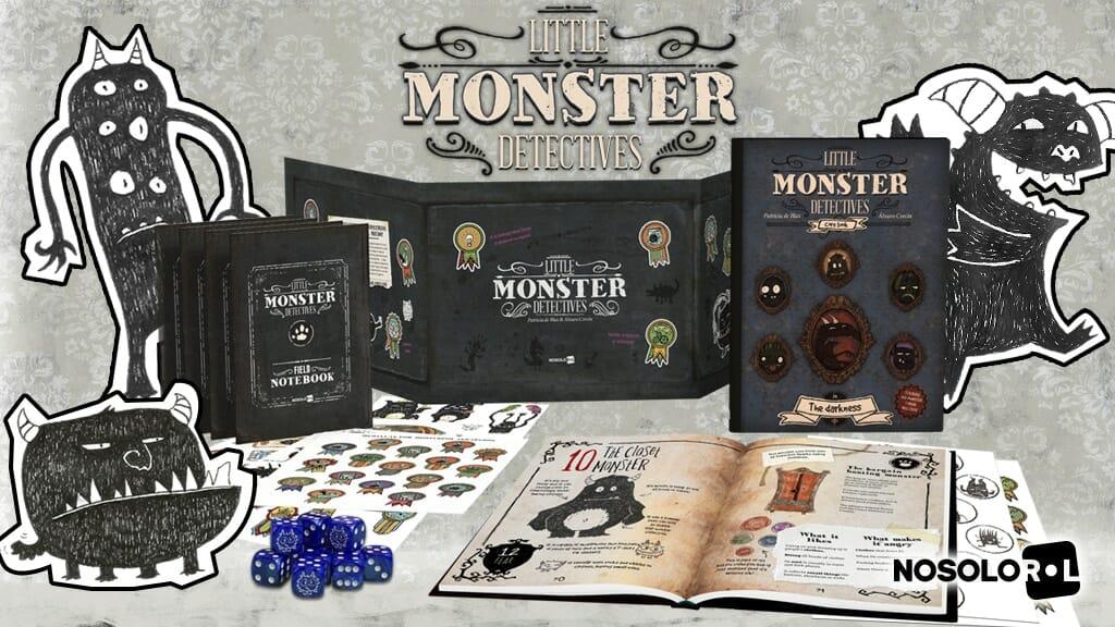 Little Monster Detectives