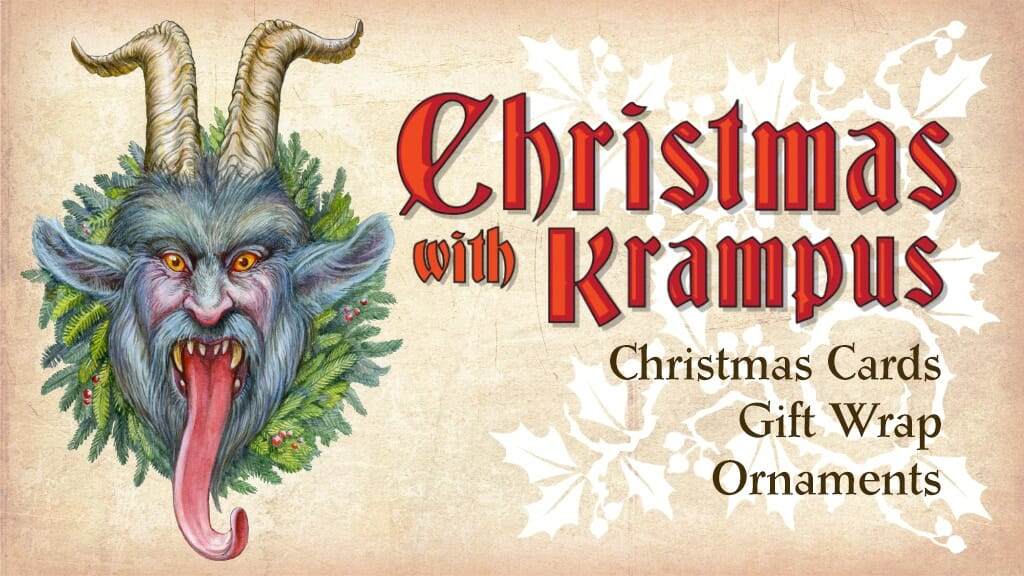 Christmas with Krampus