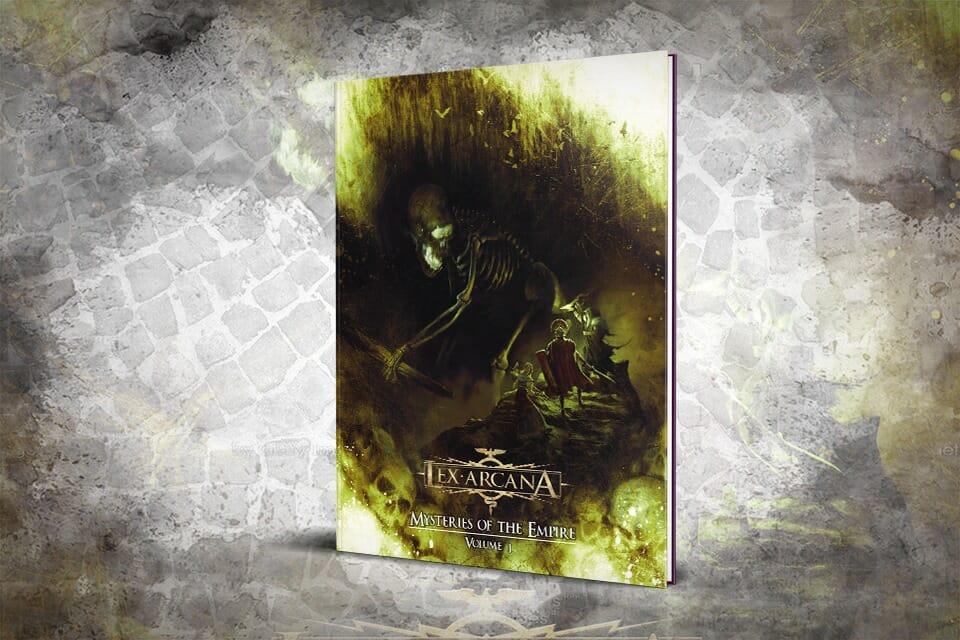 Lex Arcana - Mysteries of the Empire