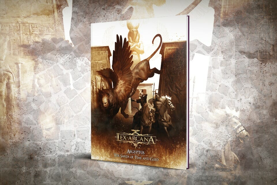 Lex Arcana - The Sands of Time and Gold