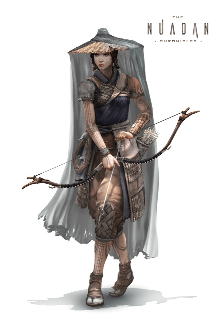 The Nuadan Chronicles: Creating Believable Female Characters in RPGs