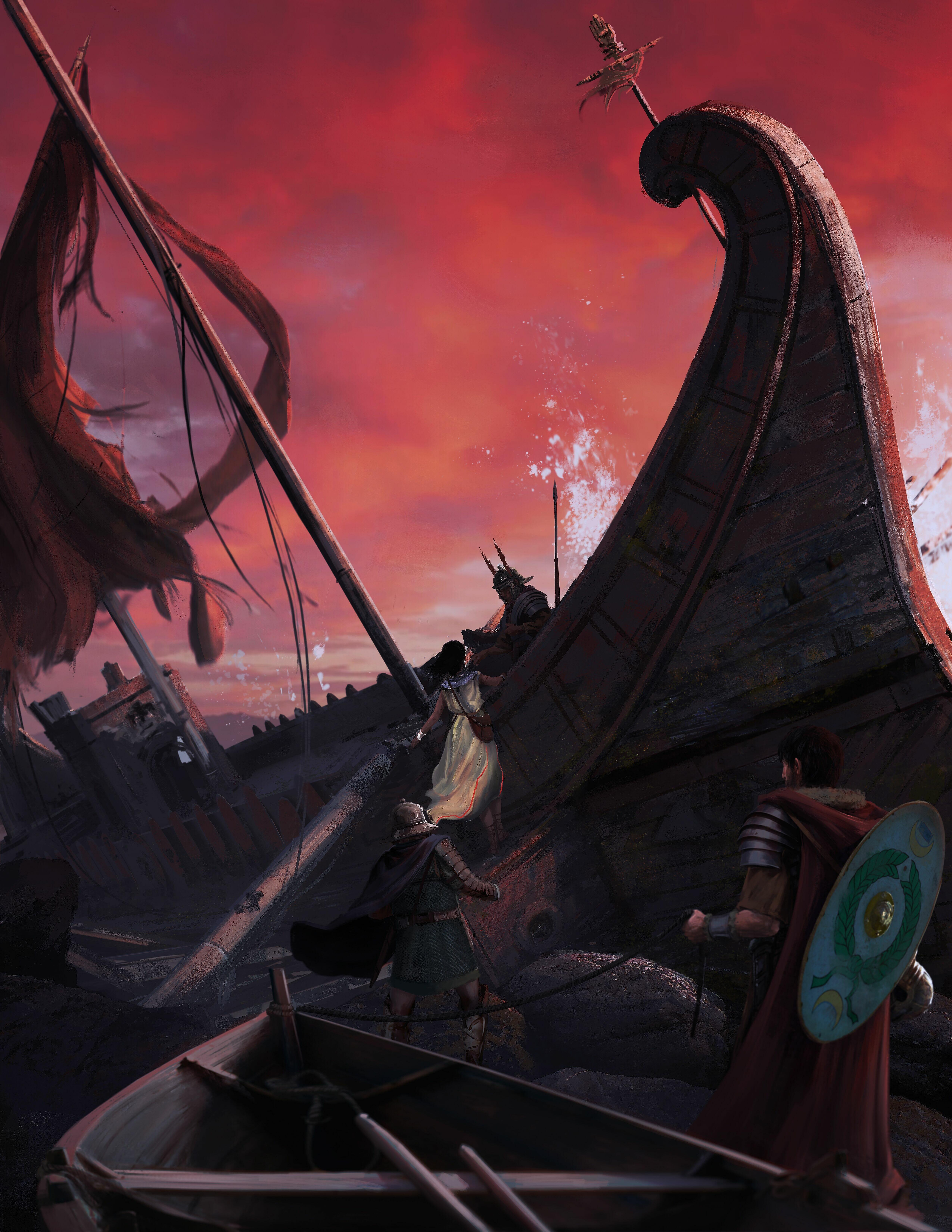 Lex Arcana - War Ships