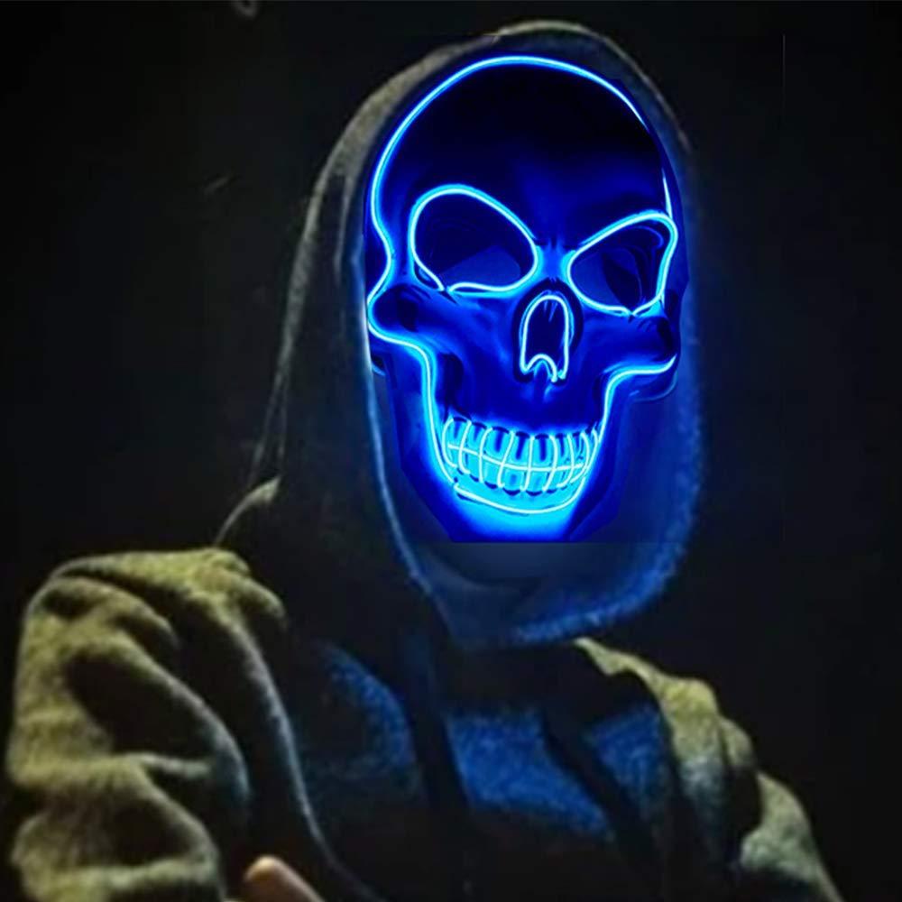 Raver Skull