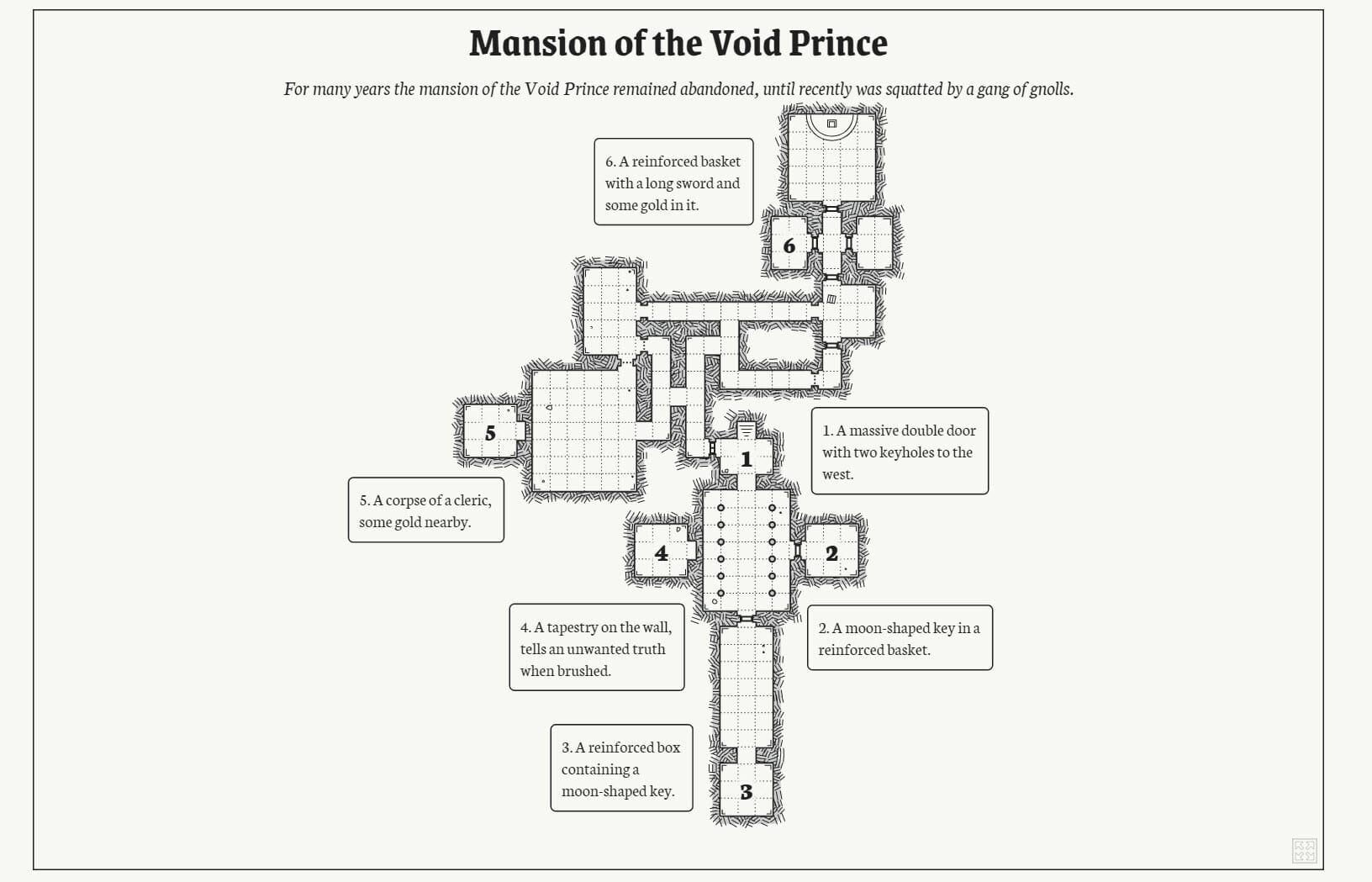 Dungeon map maker