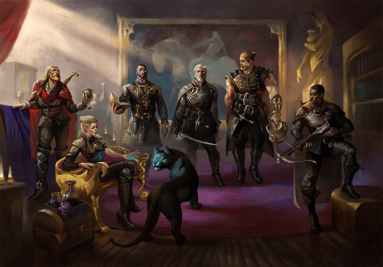 Assassin's in Matt Colville's Kingdoms & Warfare