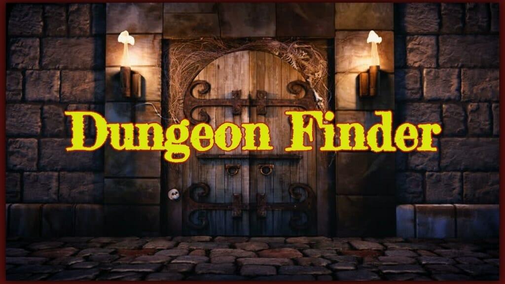 Dungeon Finder