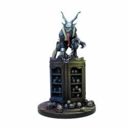 Hellboy Board Game Krampus